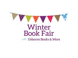 Winter Book Fair - Usborne books