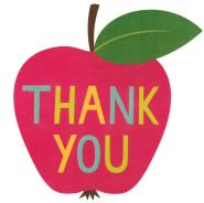 Next Week is National Teacher and Staff Appreciation Week