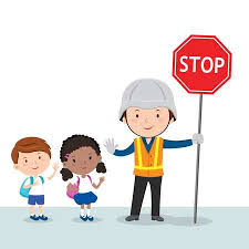 Help out by becoming a Crossing Guard