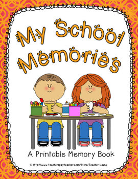 Seeking Fifth Grade Memory Book Volunteers