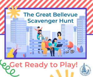 Spring into Summer: Great Bellevue Scavenger Hunt Returns
