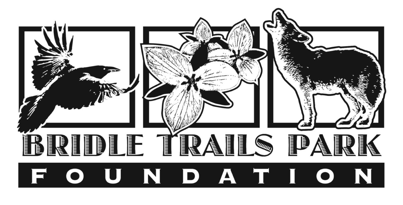 Bridle Trails Park Foundation Offering 1-Week Forest Summer Camp